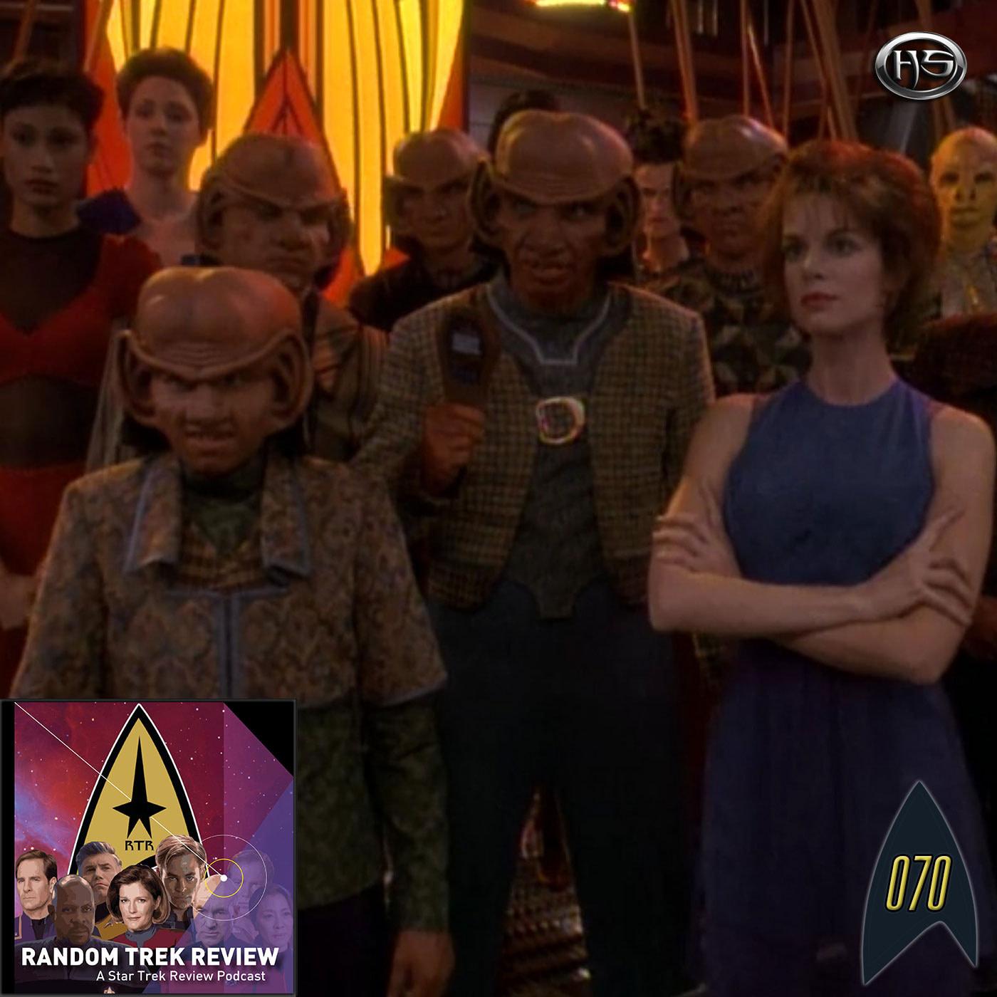 Random Trek Review Episode 70