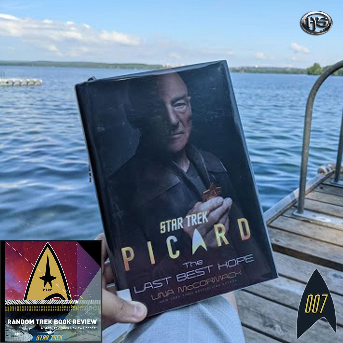 Random Trek Book Review Episode 7