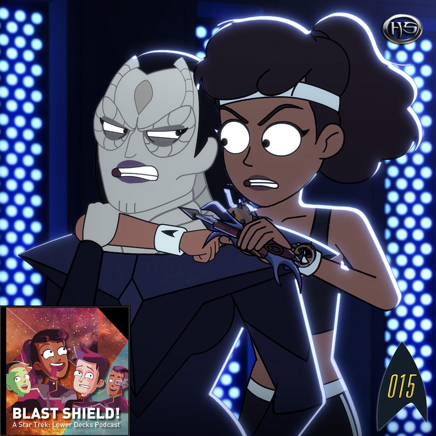 Blast Shield Episode 15