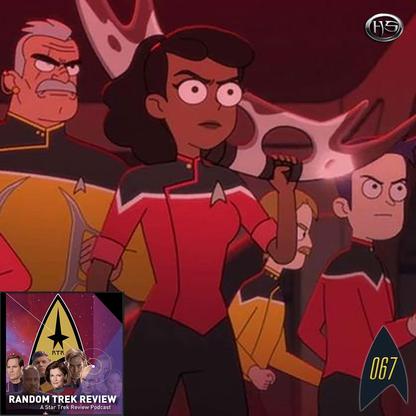 Random Trek Review Episode 67