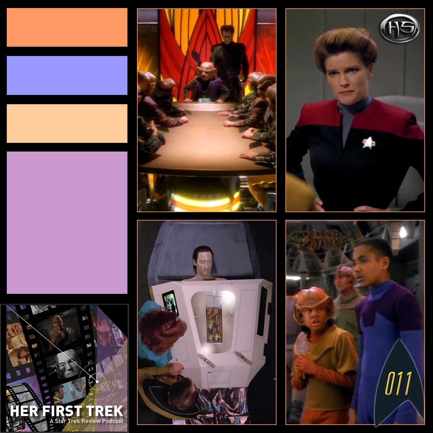 Her First Trek Episode 11