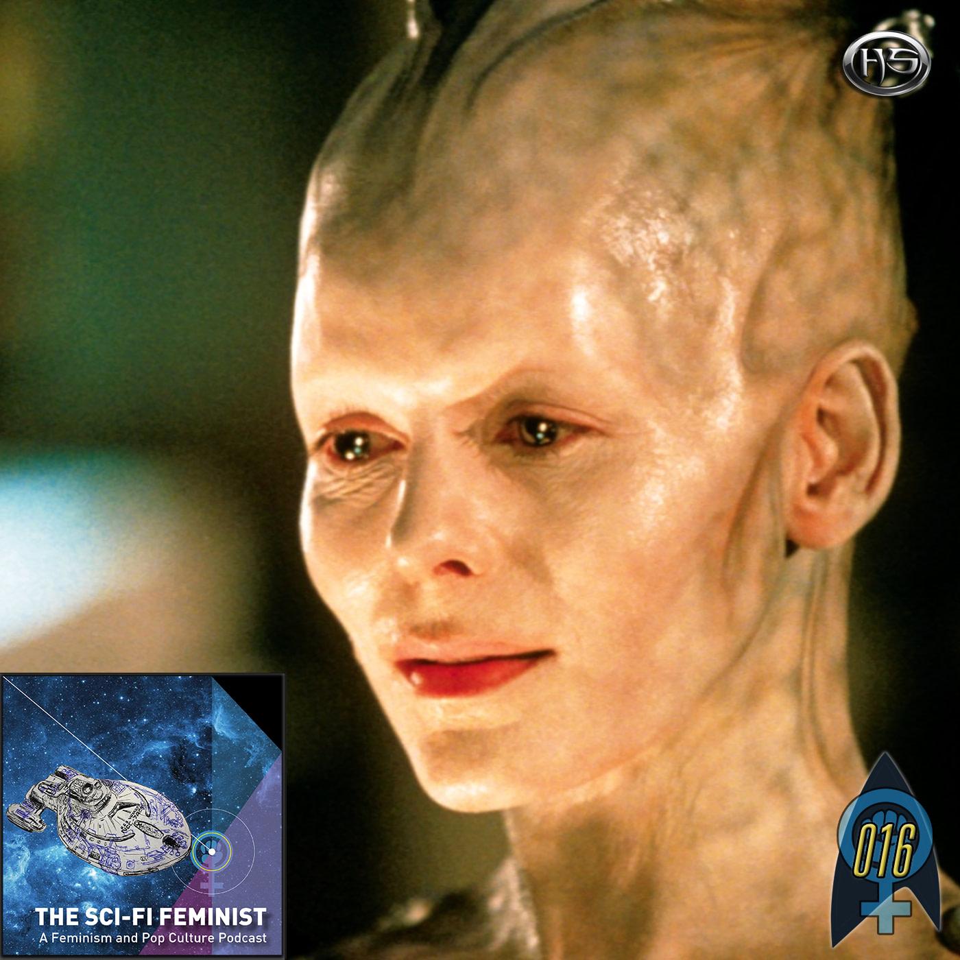 The Sci-Fi Feminist Episode 16