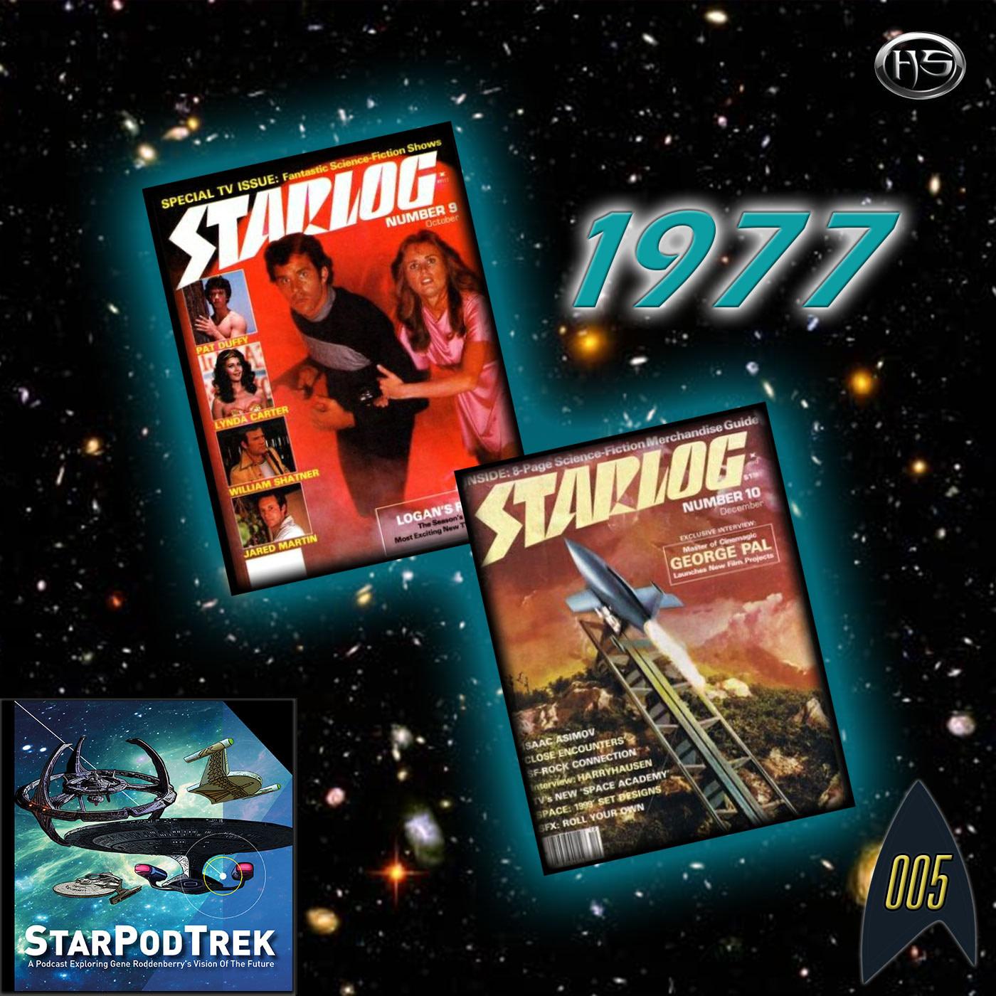 StarPodTrek Episode 5