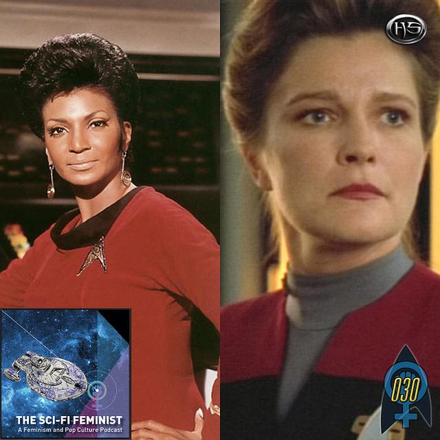 The Sci-Fi Feminist Episode 30