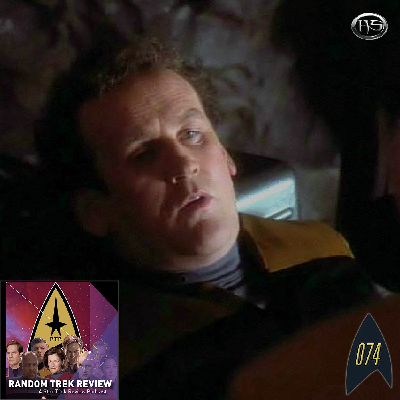 Random Trek Review Episode 74