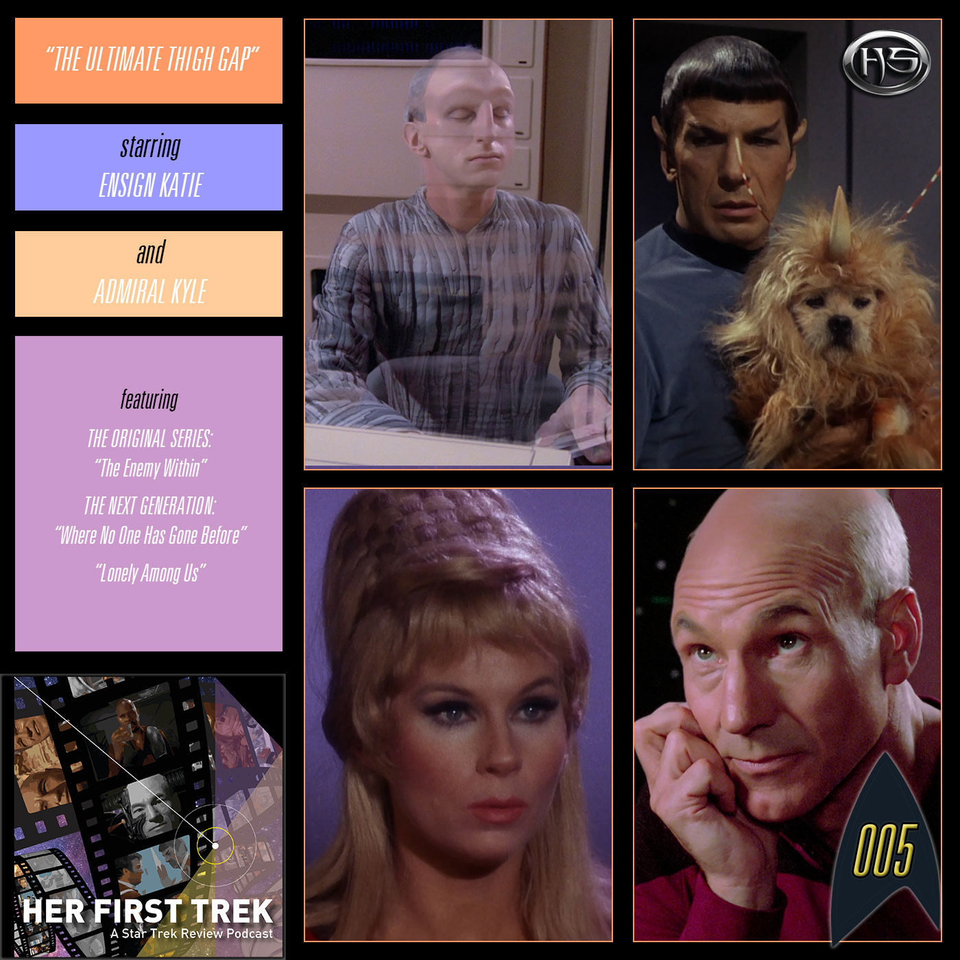 Her First Trek Episode 5
