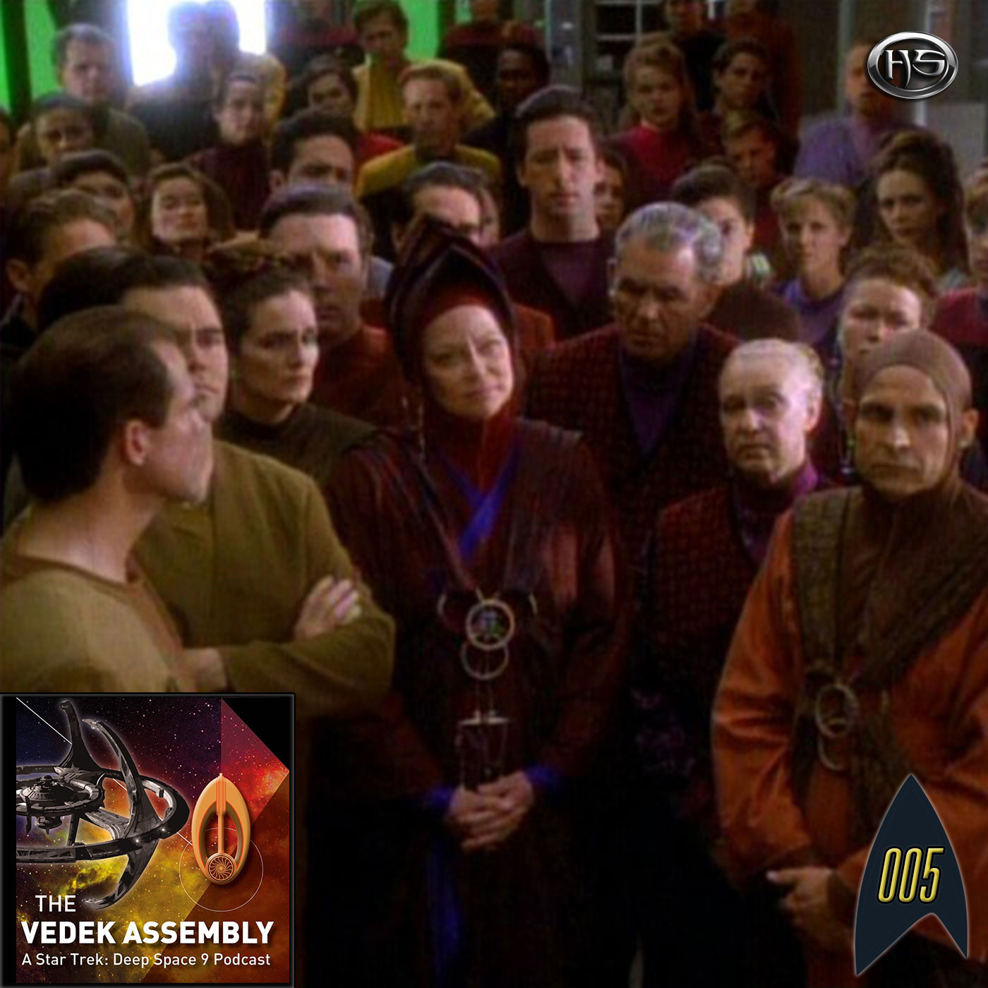The Vedek Assembly Episode 5
