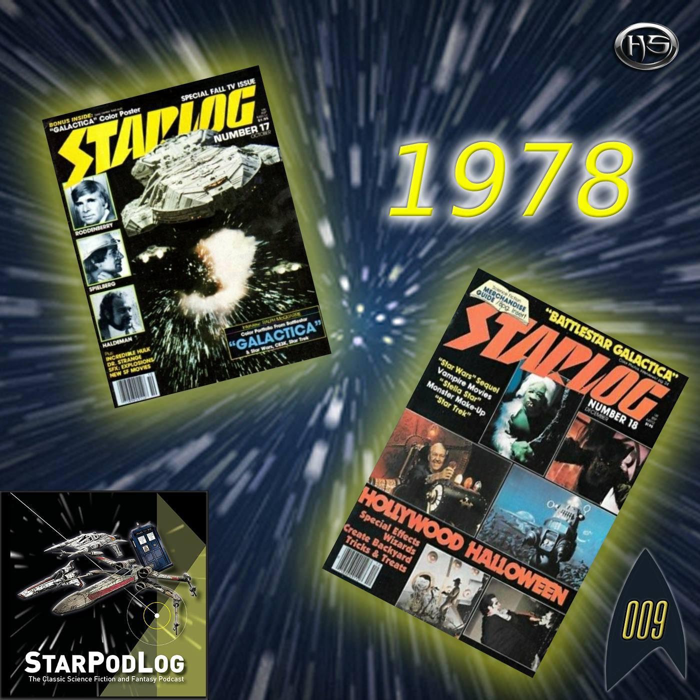 StarPodLog Episode 9