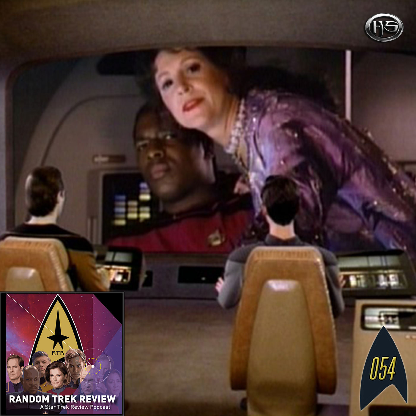 Random Trek Review Episode 54