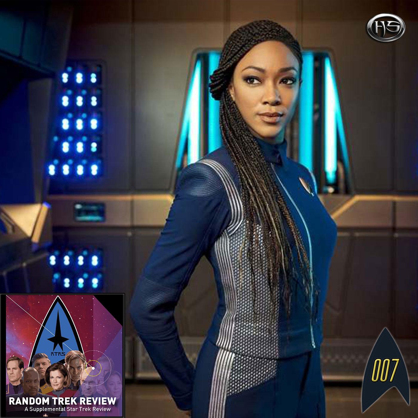 Random Trek Review Supplemental Episode 7