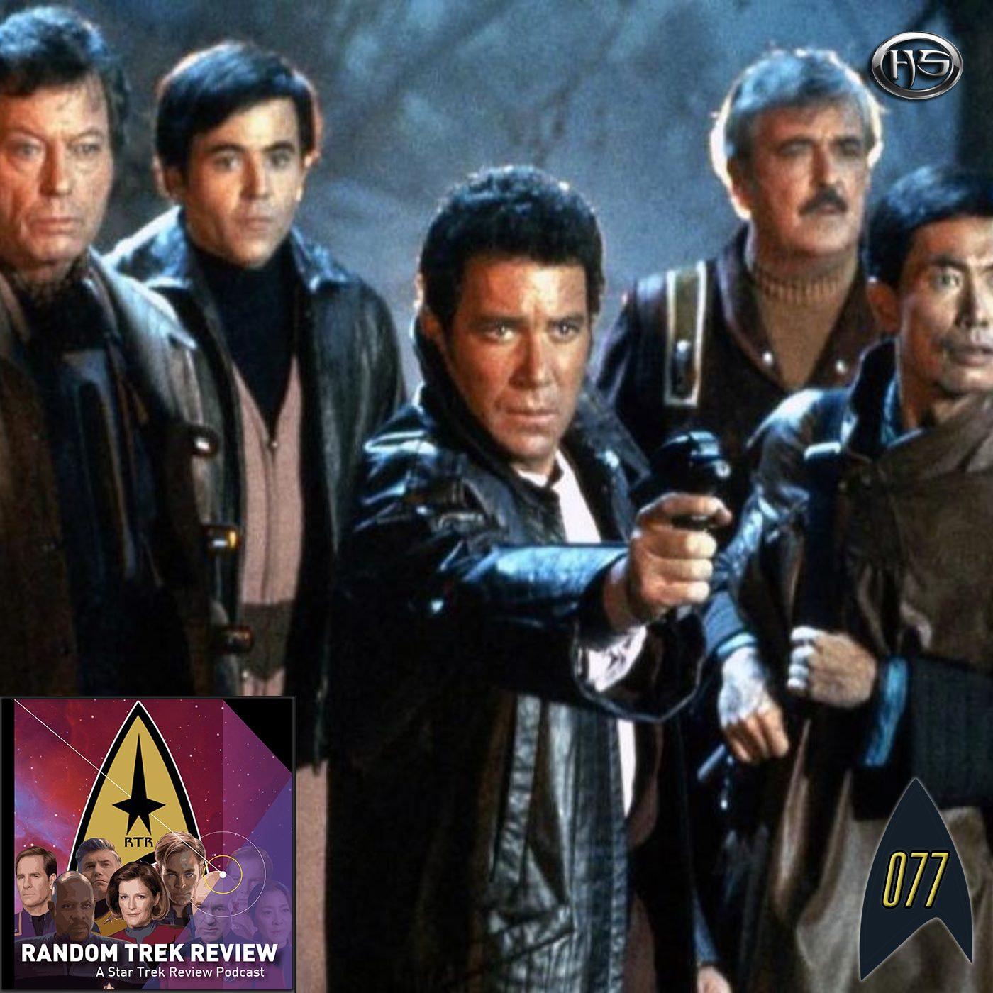 Random Trek Review Episode 77
