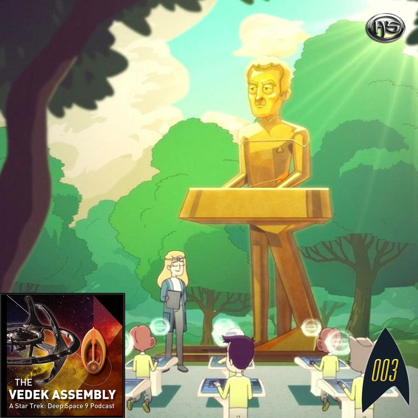 The Vedek Assembly Episode 3