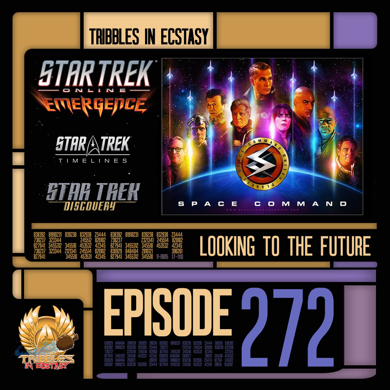 Tribbles in Ecstasy Episode 272