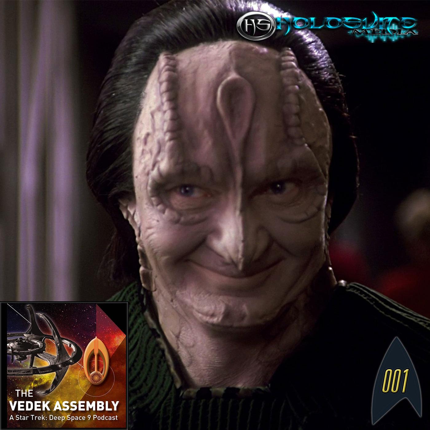 The Vedek Assembly Podcast Episode 1
