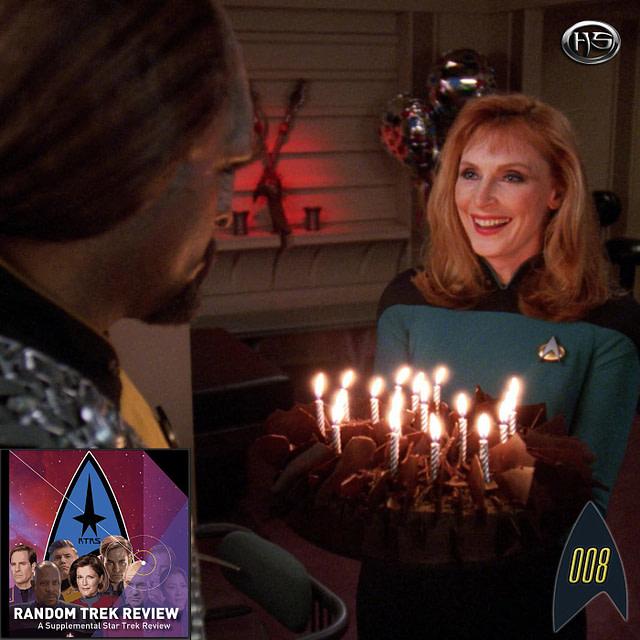 Random Trek Review Supplemental Episode 8