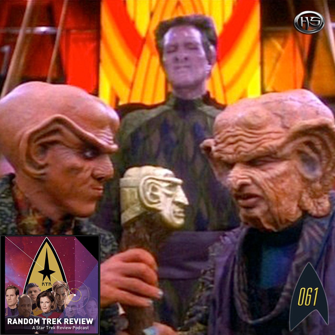 Random Trek Review Episode 61