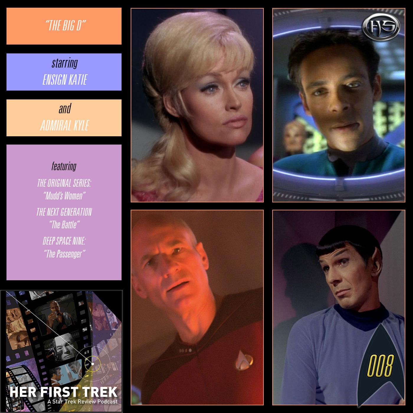 Her First Trek Episode 8