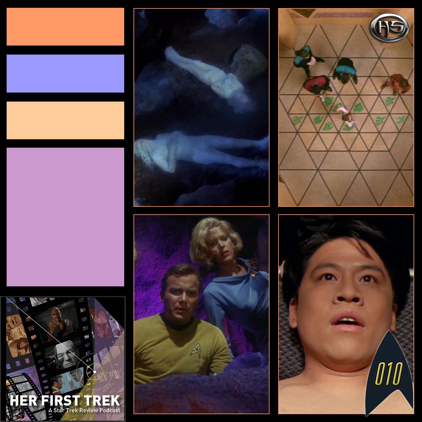 Her First Trek Episode 10