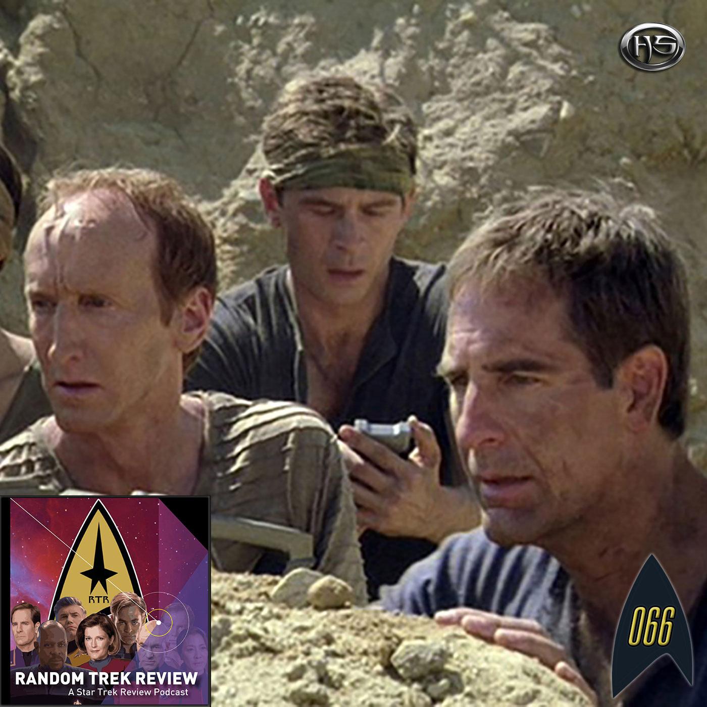 Random Trek Review Episode 66