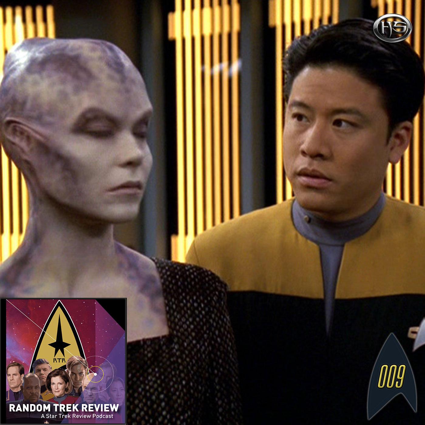 Random Trek Review Episode 9