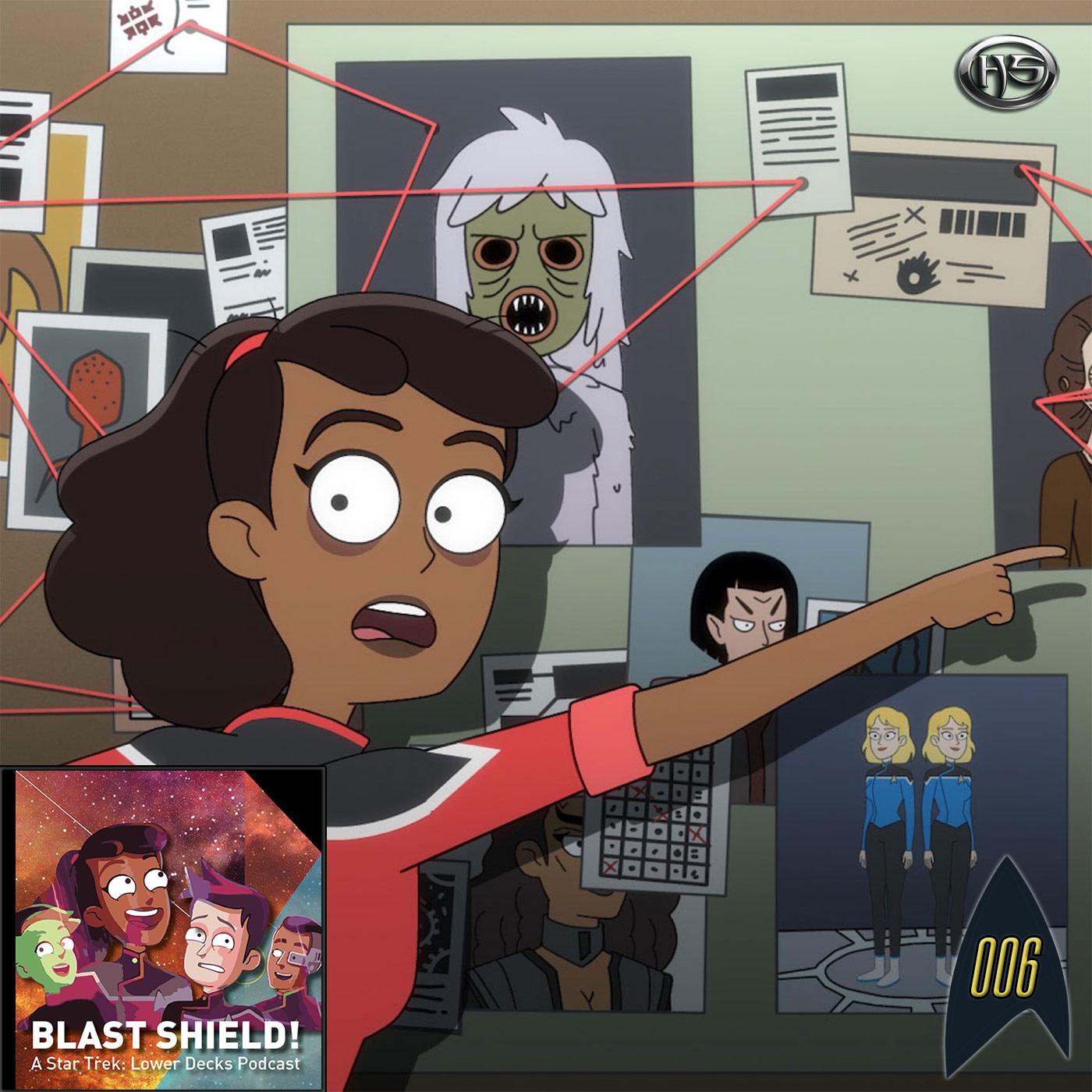 Blast Shield! Episode 6