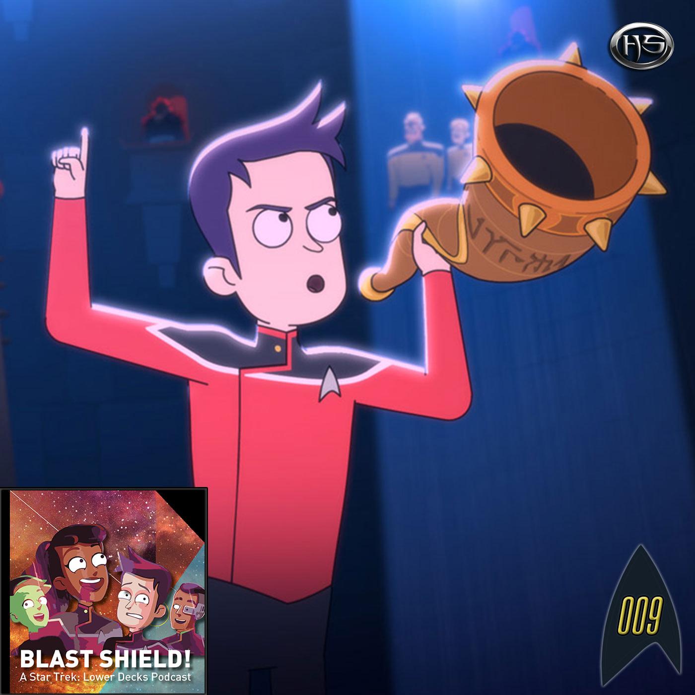Blast Shield! Episode 9