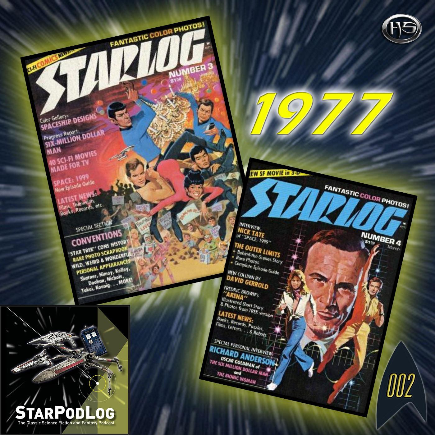 StarPodLog Episode 2