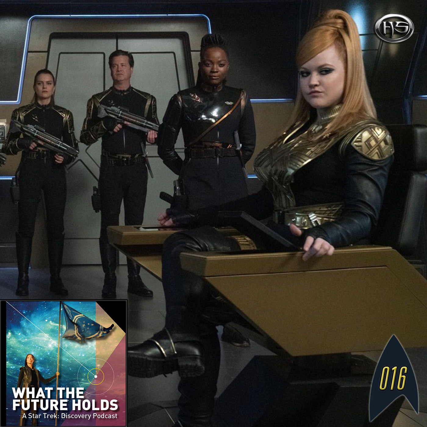 What The Future Holds Episode 16
