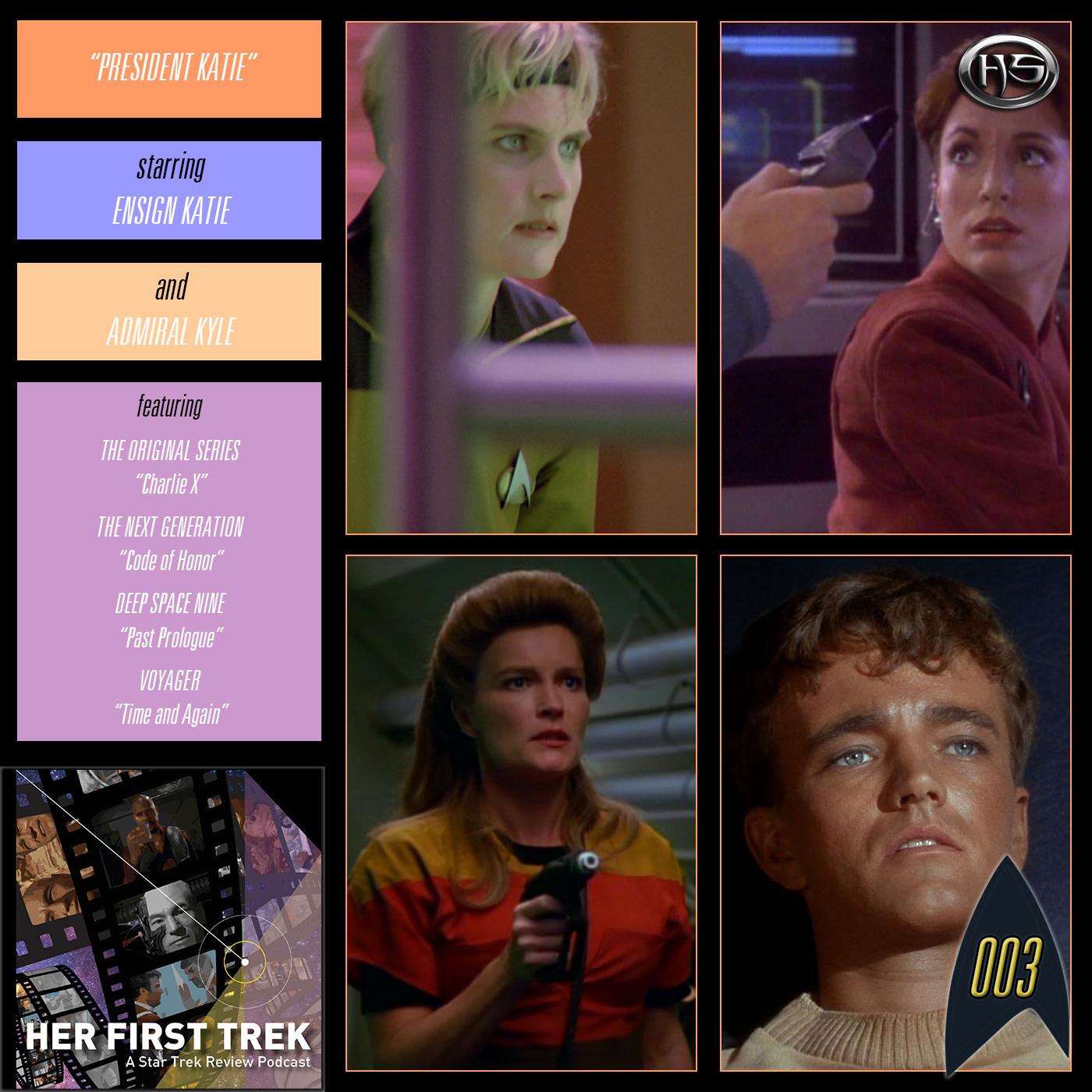 Her First Trek Episode 3