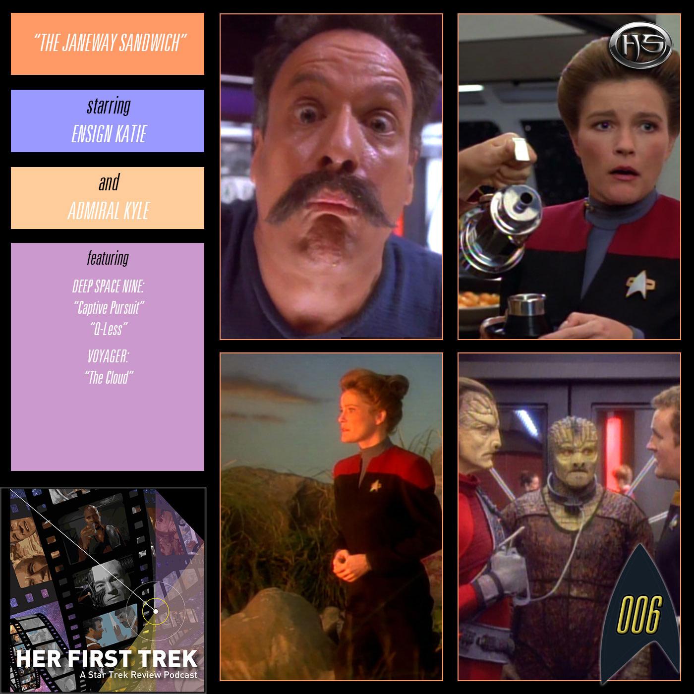 Her First Trek Episode 6
