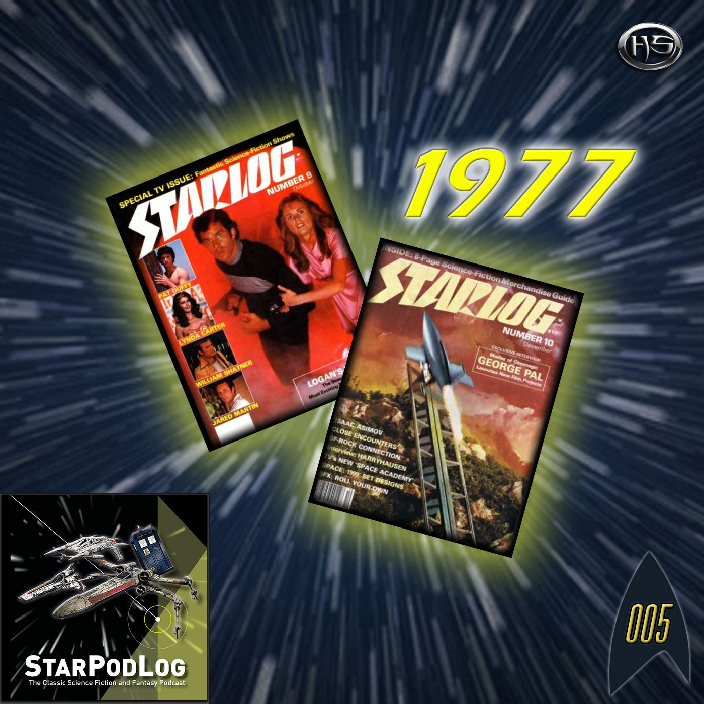 StarPodLog Episode 5