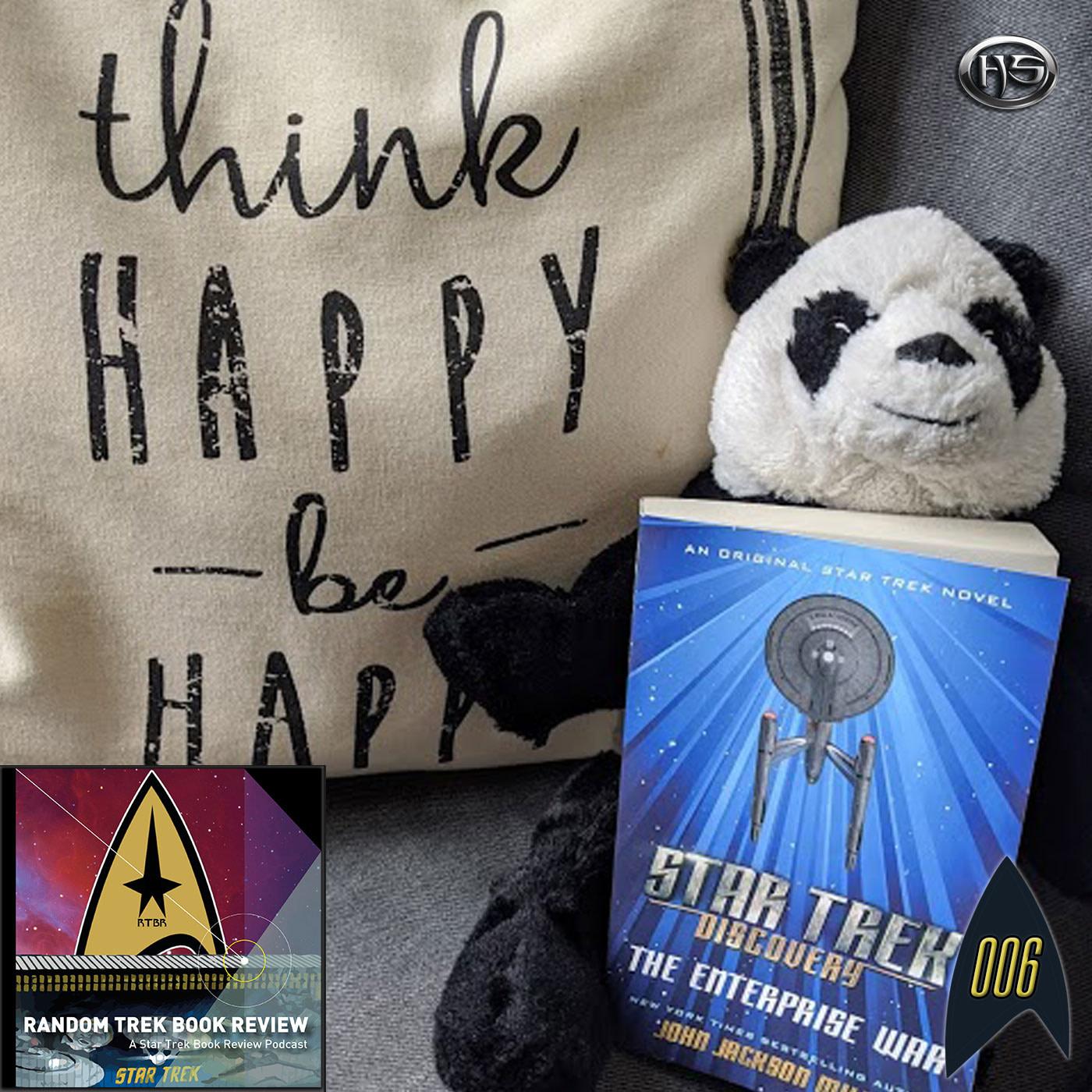 Random Trek Book Review Episode 6