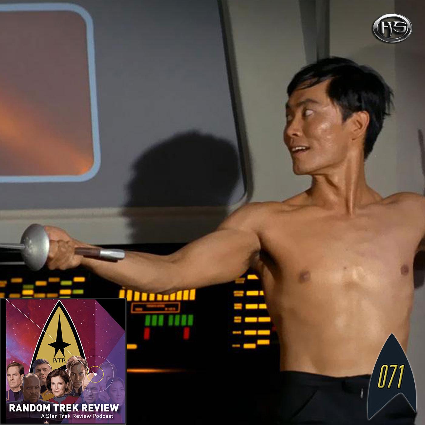 Random Trek Review Episode 71
