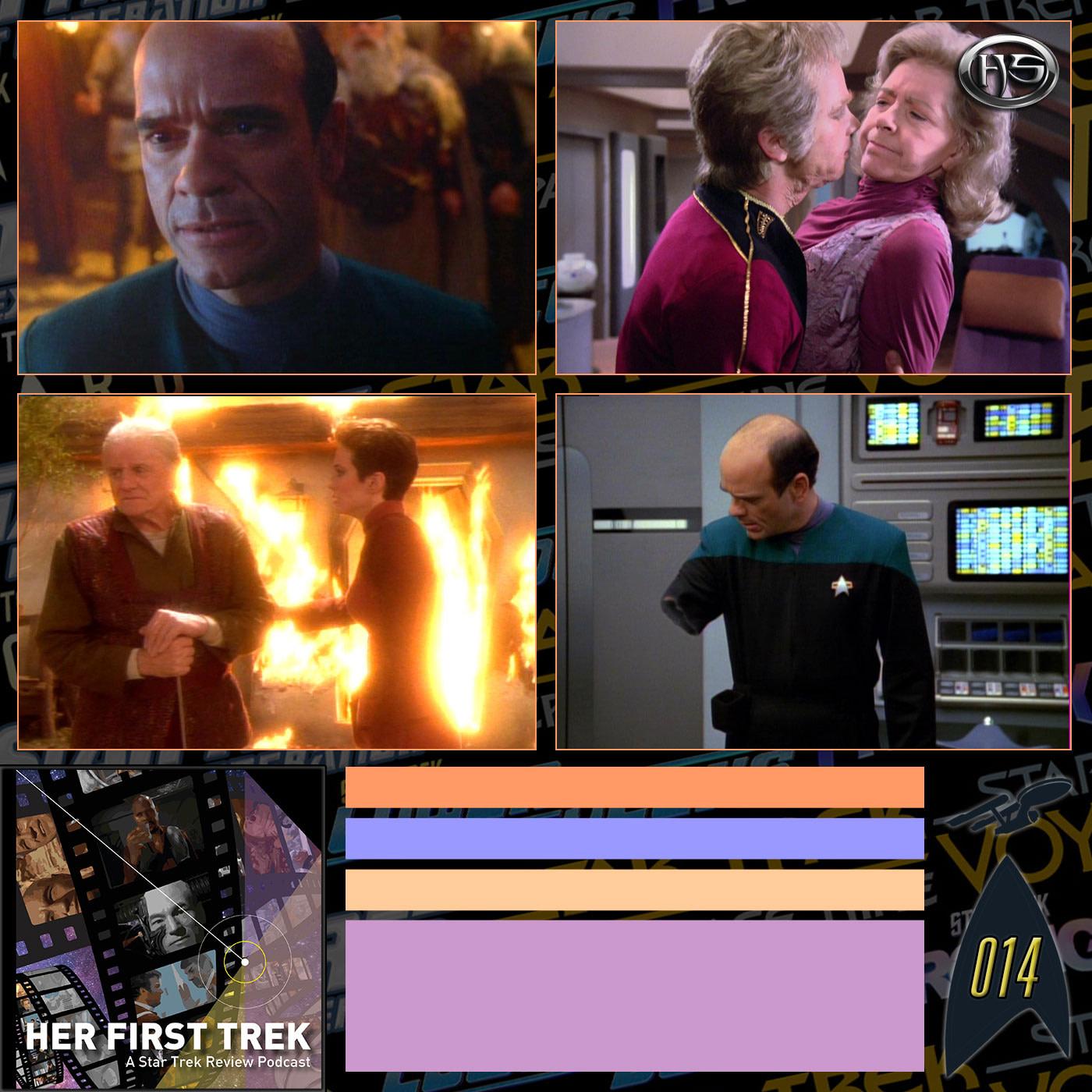 Her First Trek Episode 14