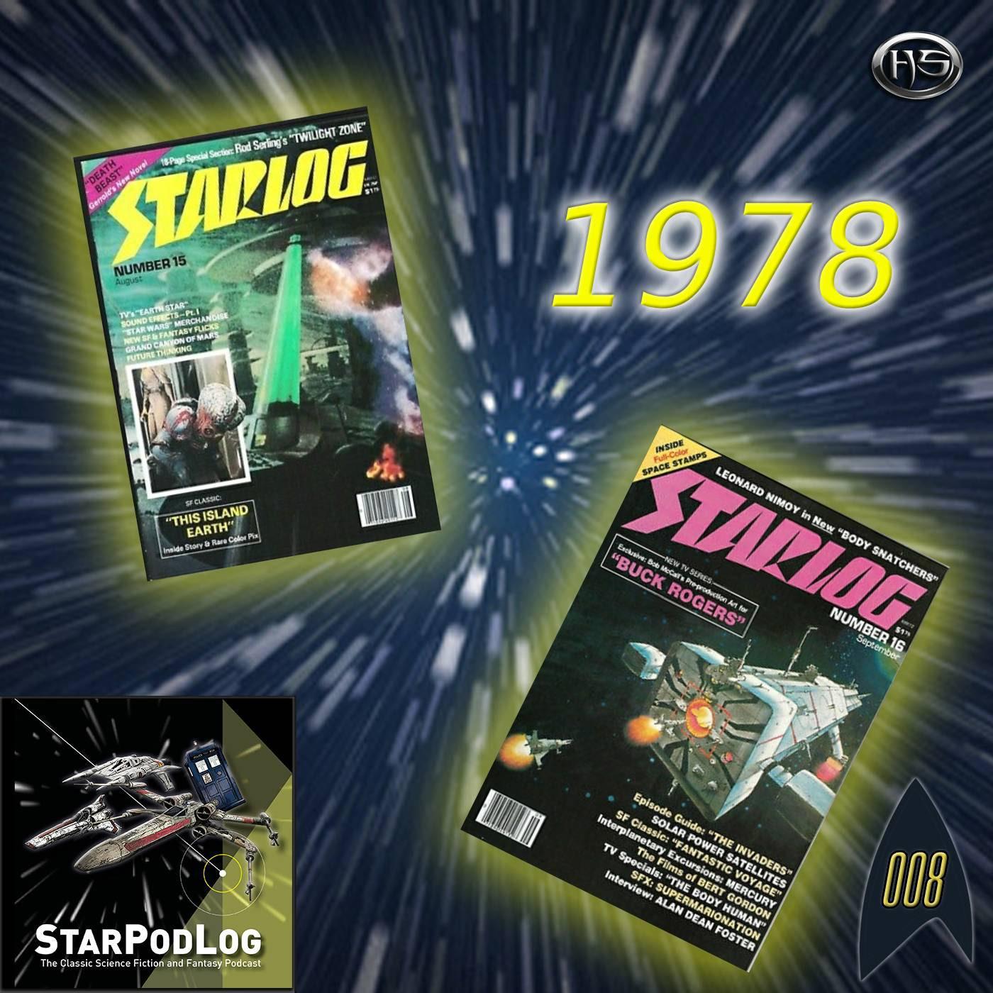 StarPodLog Episode 8