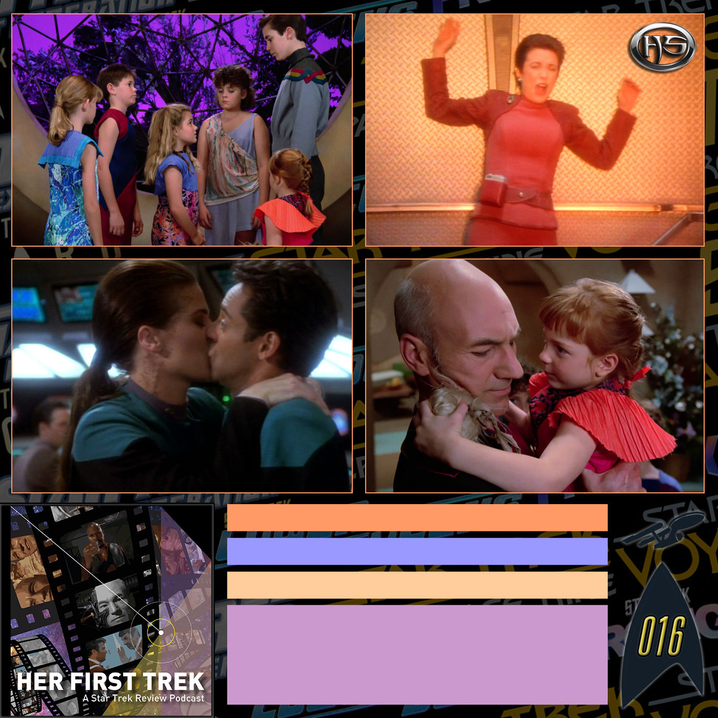 Her First Trek Episode 16
