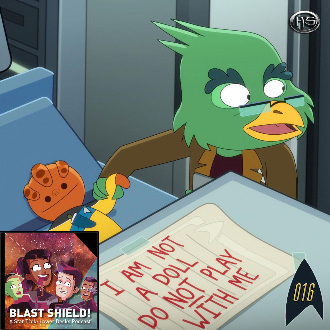 Blast Shield Episode 16
