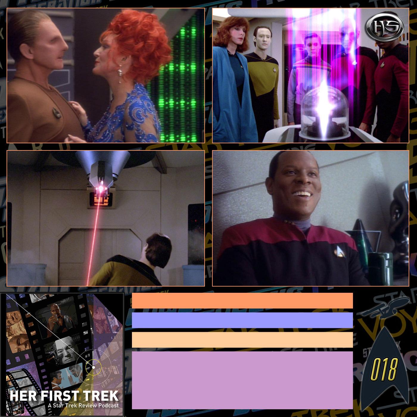 Her First Trek Episode 18