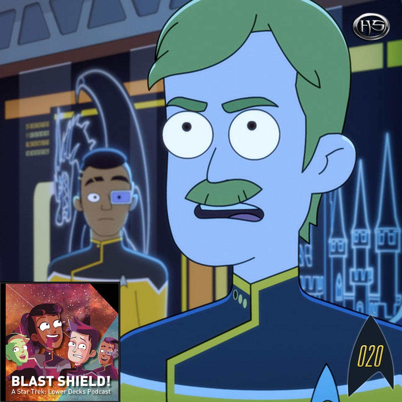 Blast Shield Episode 20