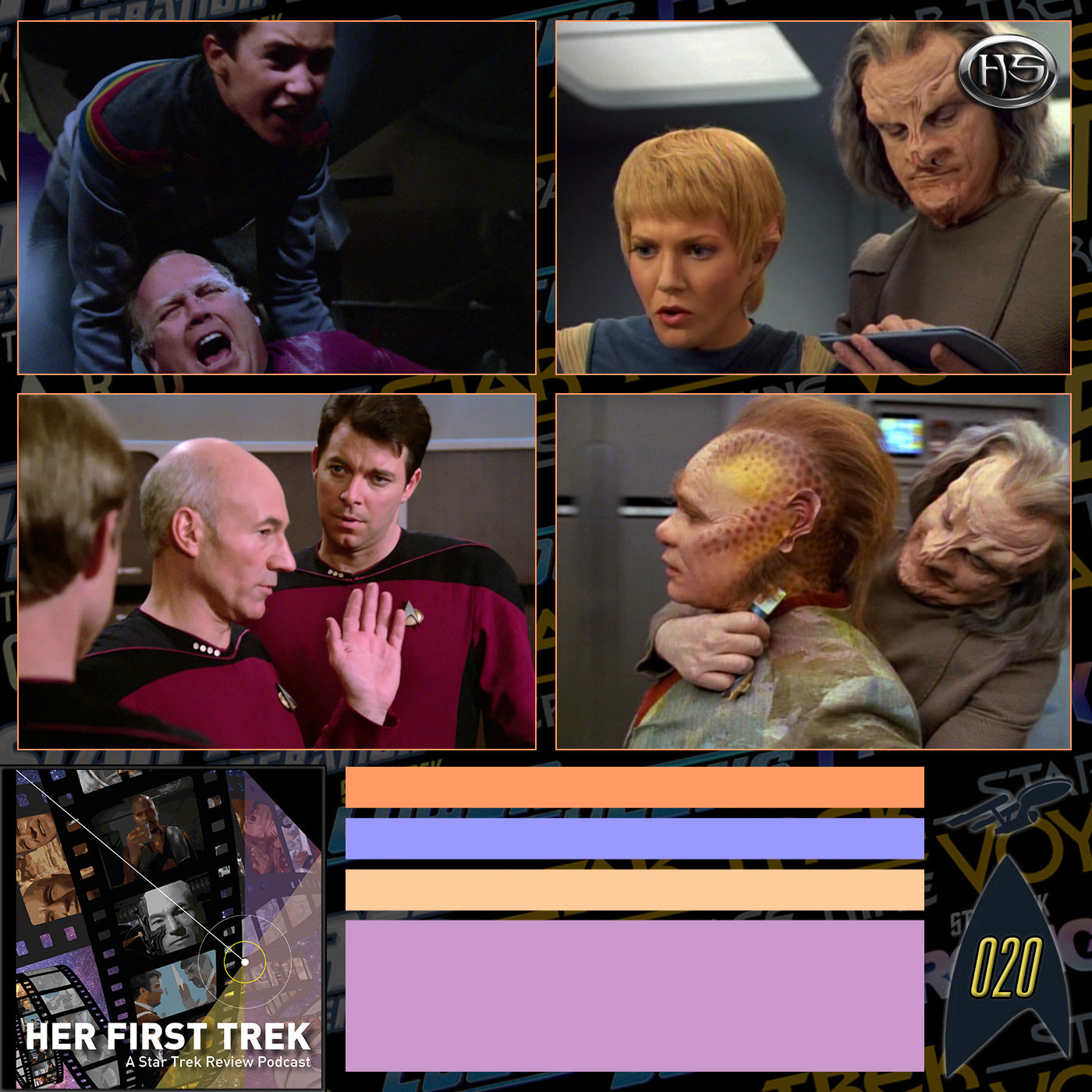 Her First Trek Episode 20