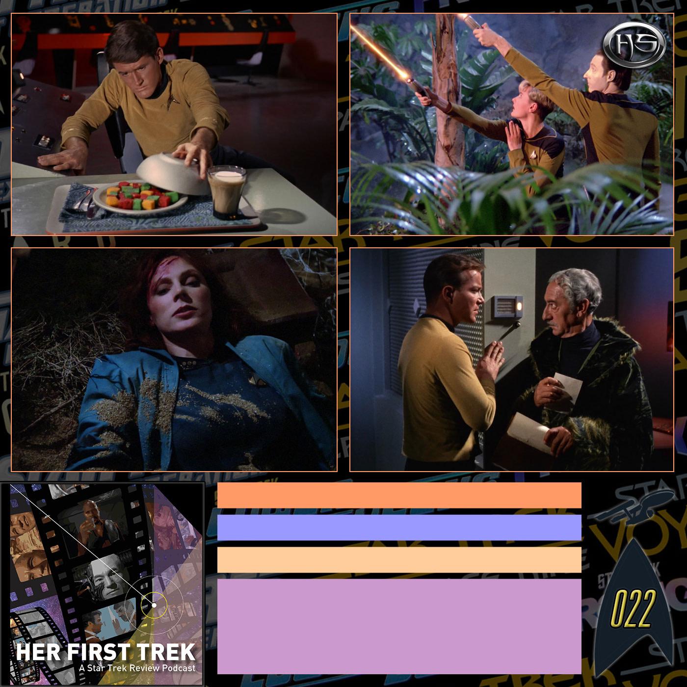 Her First Trek Episode 22